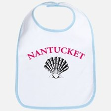 Nantucket Shell Bib
