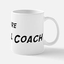 Future Football Coach Mug