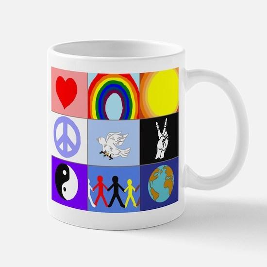 peaceloveunity Mug