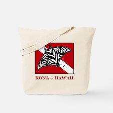 Manta Dive Tote Bag