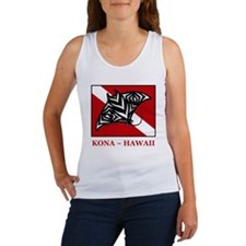Manta Dive Women's Tank Top