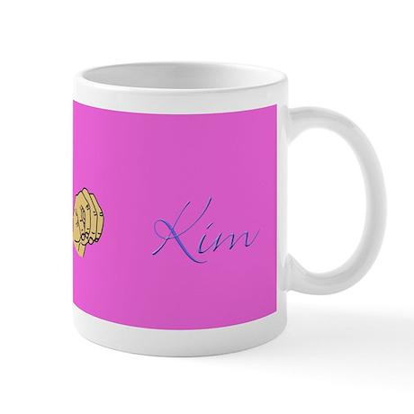 Kim in ASL Mug