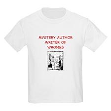 mystery writer author joke T-Shirt