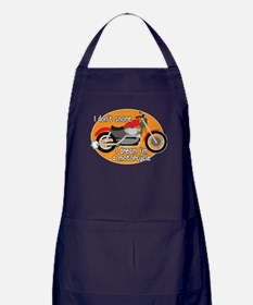I Dream I'm A Motorcyle Apron (dark)