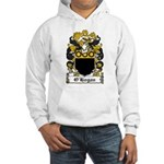 O'Hogan Coat of Arms Hooded Sweatshirt