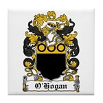 O'Hogan Coat of Arms Tile Coaster