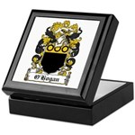 O'Hogan Coat of Arms Keepsake Box