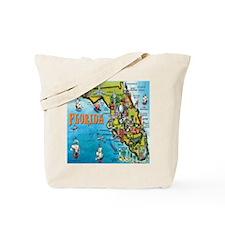 Cute Cartoon picture Tote Bag