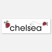 Chelsea Bumper Bumper Bumper Sticker