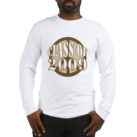 Class of 2009 Peace Long Sleeve T-Shirt