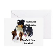 Aussie Group Greeting Cards (Pk of 10)