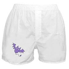 Cute Cartoon vampire Boxer Shorts