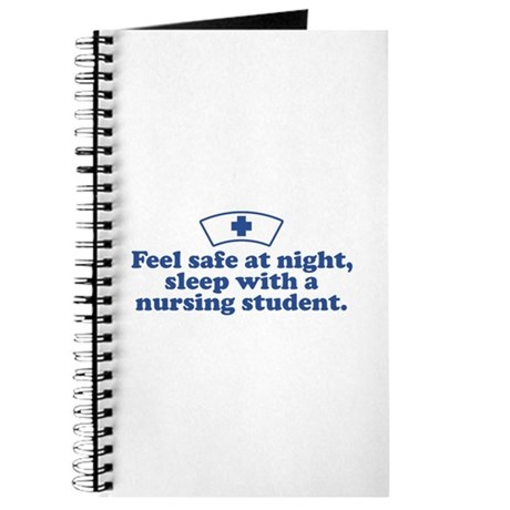 Funny Nursing Student Journal