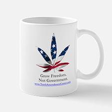 Mug - Grow Freedom, Not Government