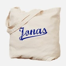 No. 19 Jonas Jersey Tote Bag