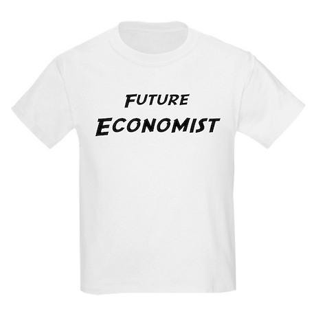 Future Economist Kids T-Shirt