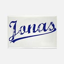 Jonas Rectangle Magnet