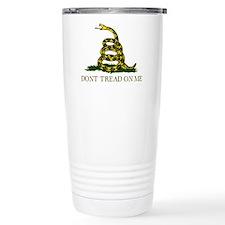 Dont Tread On Me Travel Mug