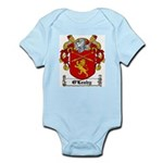 O'Leahy Coat of Arms Infant Creeper