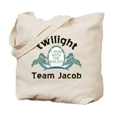Twilight Jacob Tote Bag