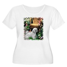 Havanese Art T-Shirt