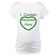 I Contain Recycled Parts Shirt