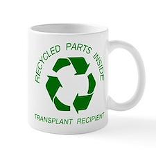 Recycled Parts Inside Mug