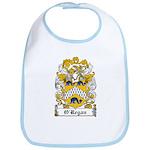 O'Regan Coat of Arms Bib