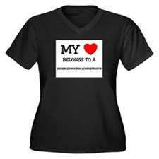My Heart Belongs To A HIGHER EDUCATION ADMINISTRAT