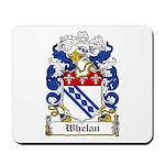 Whelan Coat of Arms Mousepad