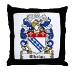 Whelan Coat of Arms Throw Pillow