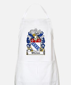 Whelan Coat of Arms BBQ Apron
