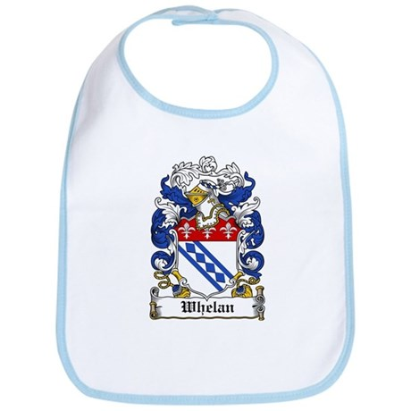 Whelan Coat of Arms Bib