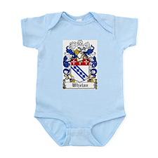 Whelan Coat of Arms Infant Creeper