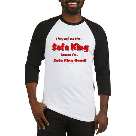 SOFA KING Baseball Jersey