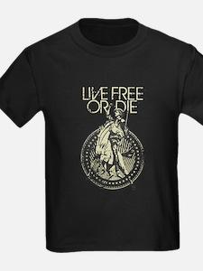 Minuteman! Live Free or Die!! T