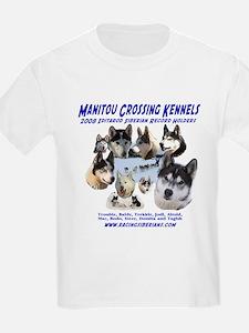 Iditarod Siberian Record T-Shirt