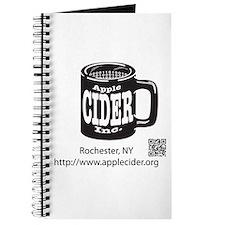 Cute Apple cider Journal
