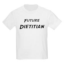 Future Dietitian Kids T-Shirt