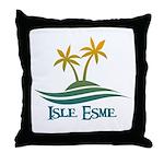 Isle Esme Throw Pillow