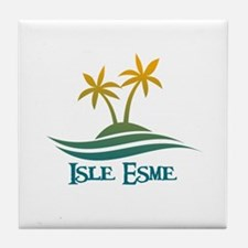 Isle Esme Tile Coaster