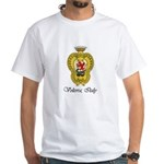 Volterra Italy White T-Shirt
