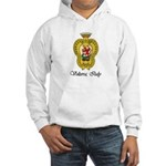 Volterra Italy Hooded Sweatshirt