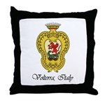 Volterra Italy Throw Pillow