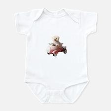 Cute Pocket rocket Infant Bodysuit