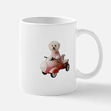 Cute Rocket dog Mug