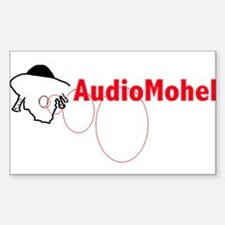 AudioMohel Rectangle Decal