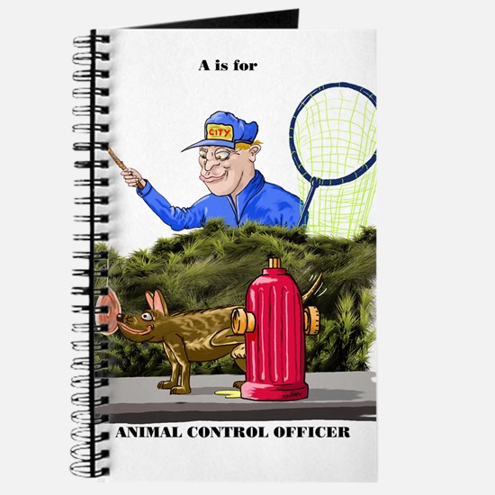 funny dog catcher gift produc Journal