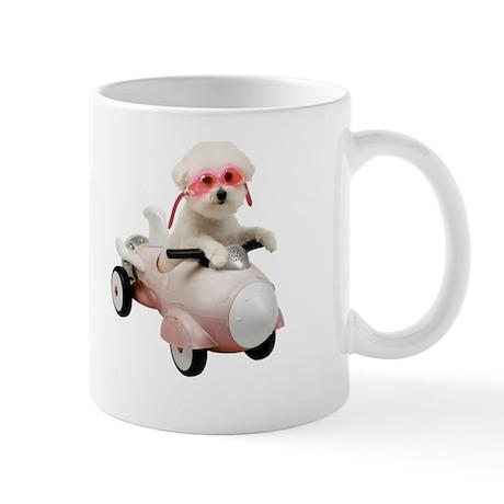 Bichon Fun #4 Mug