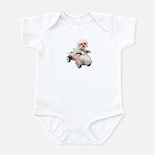 Bichon Fun #4 Infant Bodysuit